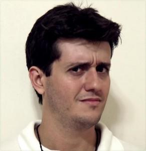 Pedro Amorim, blogueiro do Estação Indoor
