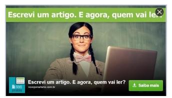 Facebook Ads: Aplicativos