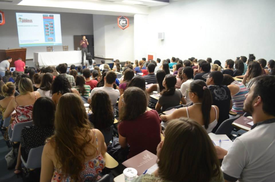Mattheus Rocha - Palestra na UFJF