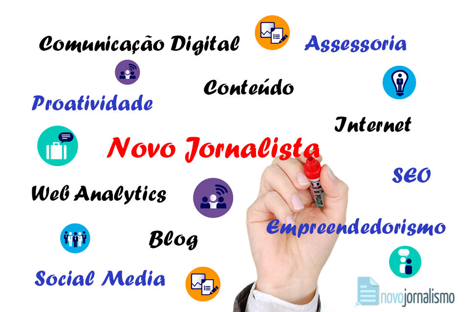 Empreendedorismo digital: O perfil do novo jornalista
