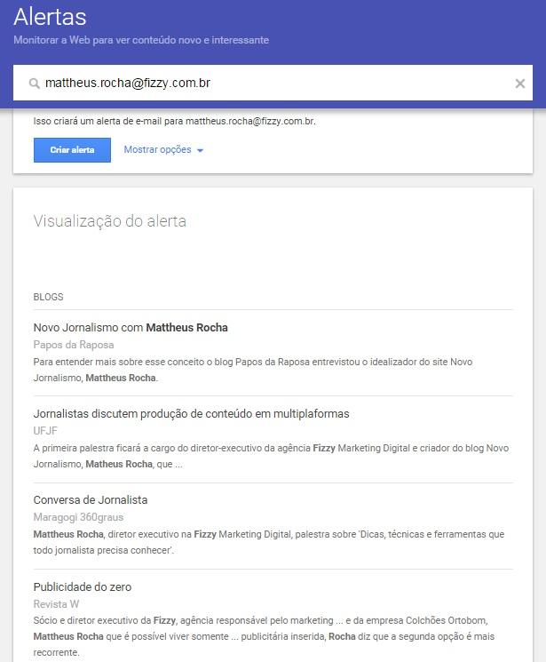 Como produzir conteúdo de qualidade para lojas virtuais - Google Alertas